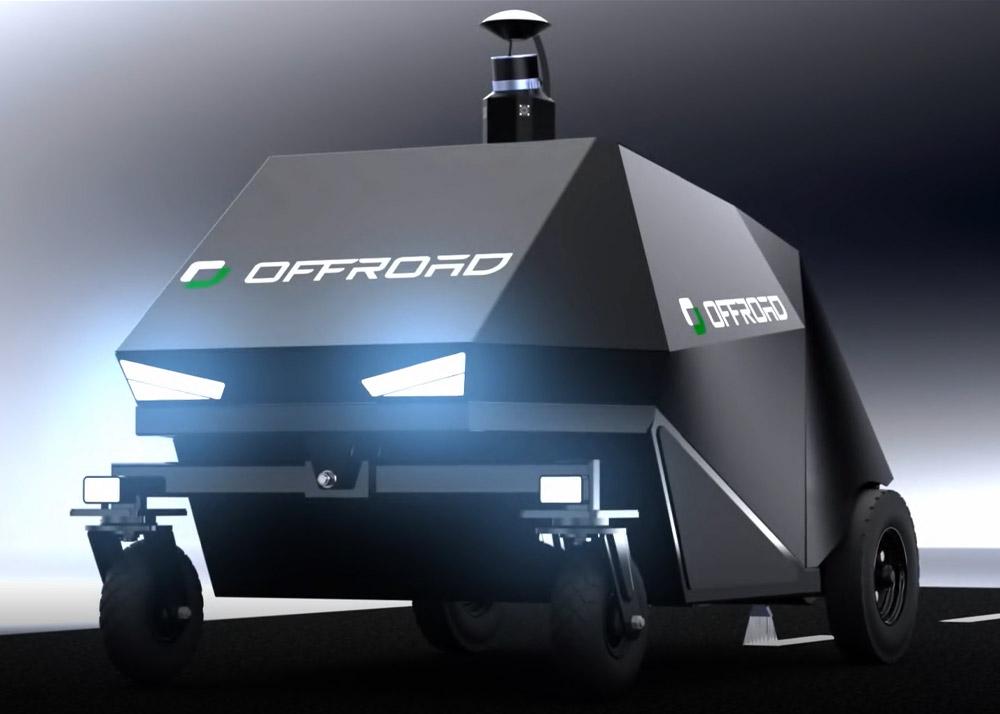 Offroad-Truck