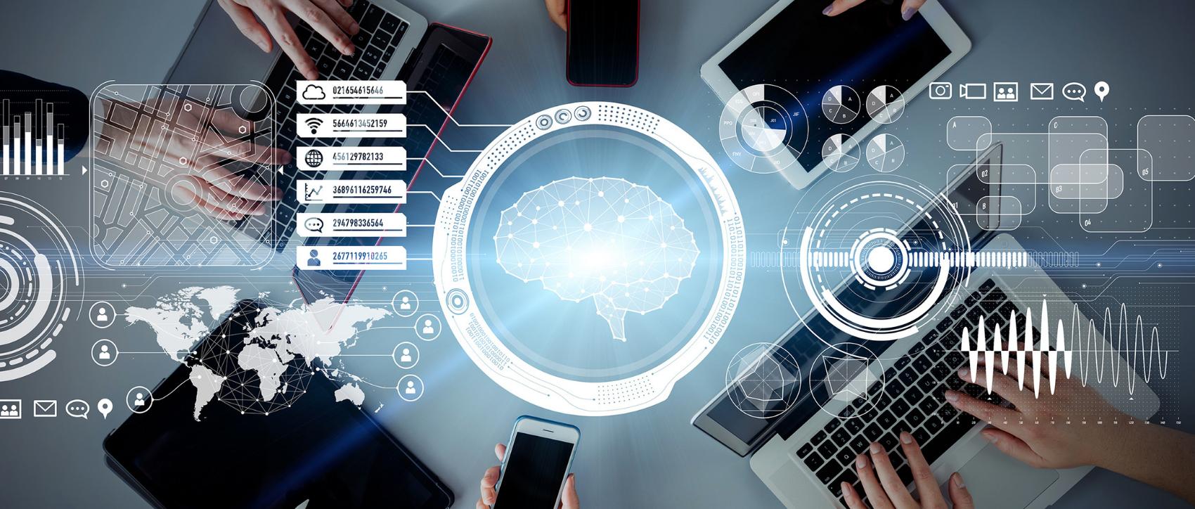 ensemble de technologies qui rassemble des stratégies